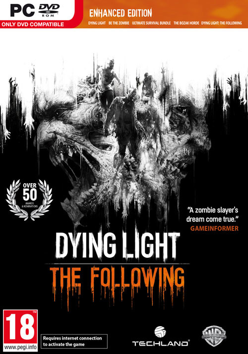 Dying Light Enhanced Edition (PC) bei Gamesplanet.de günstig kaufen