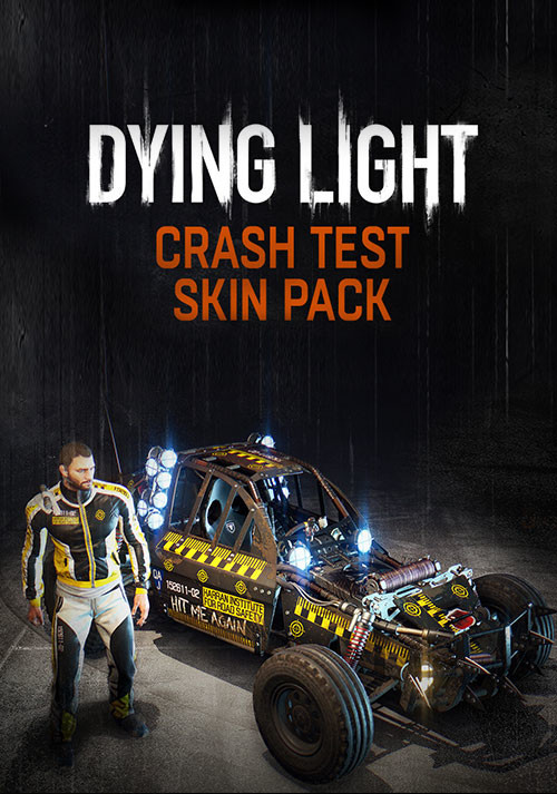Dying Light Crash Test Skin Pack