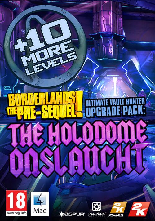 Borderlands The PreSequel Ultimativer KammerJger UpgradePack Der Angriff auf die Holokuppel DLC