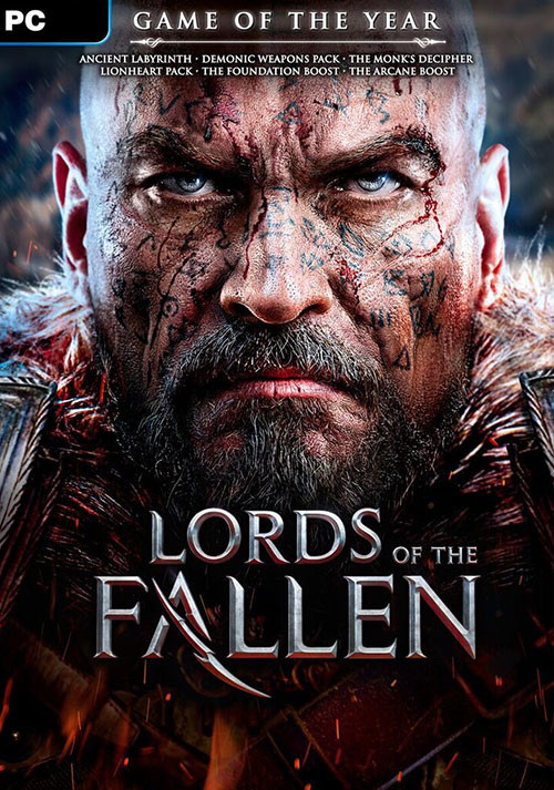 Lords of the Fallen Game of the Year Edition (PC)