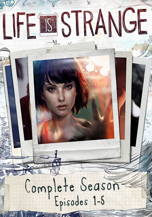 Life Is Strange Complete Season (Episodes 1-5) (PC)