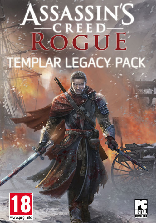 Assassin's Creed Rogue Templar Legacy Pack