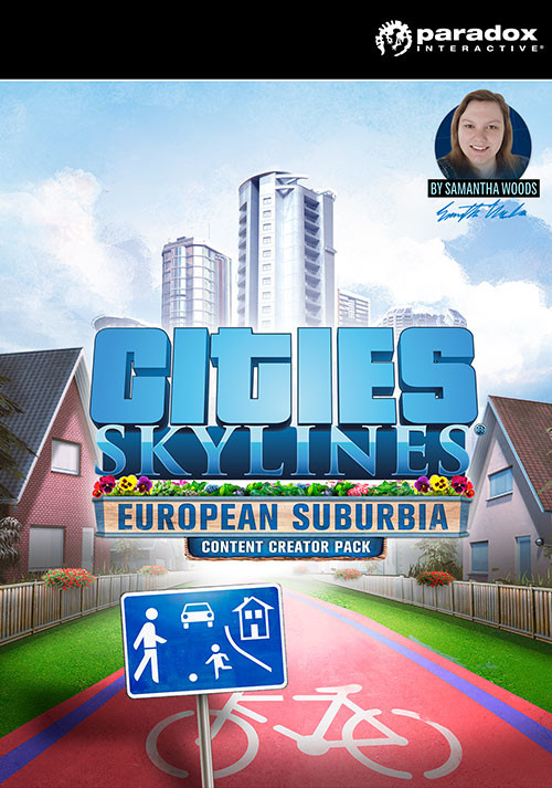 Cities: Skylines - European Suburbia Content Creator Pack (PC)