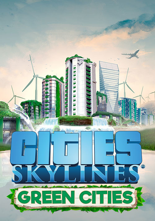 Cities: Skylines - Green Cities (PC)
