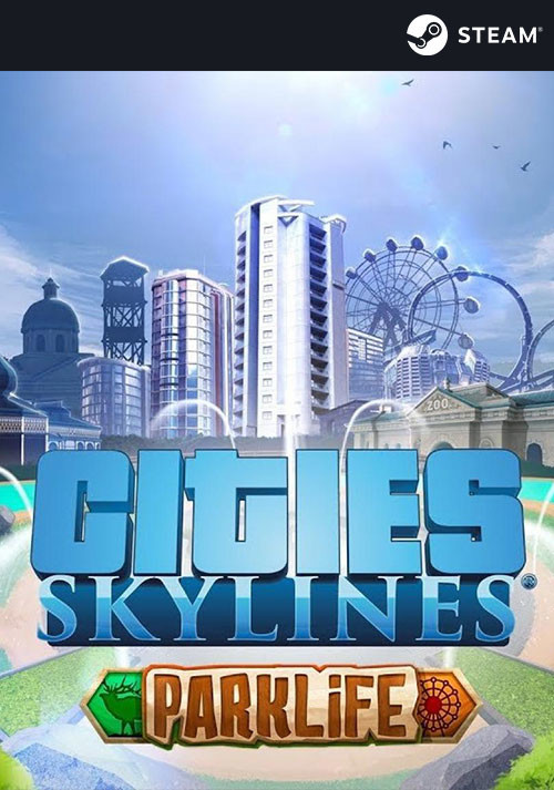 Cities: Skylines - Parklife (PC)