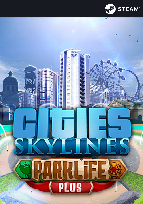 Cities: Skylines - Parklife Plus (PC)