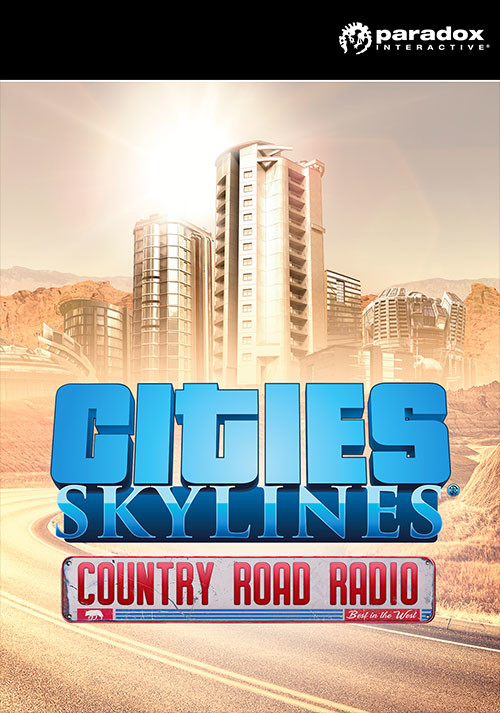 Cities: Skylines - Country Road Radio (PC)