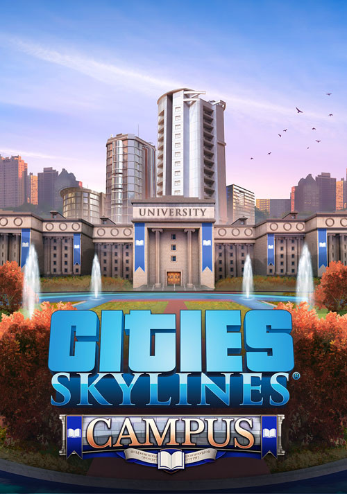 Cities: Skylines - Campus (PC)
