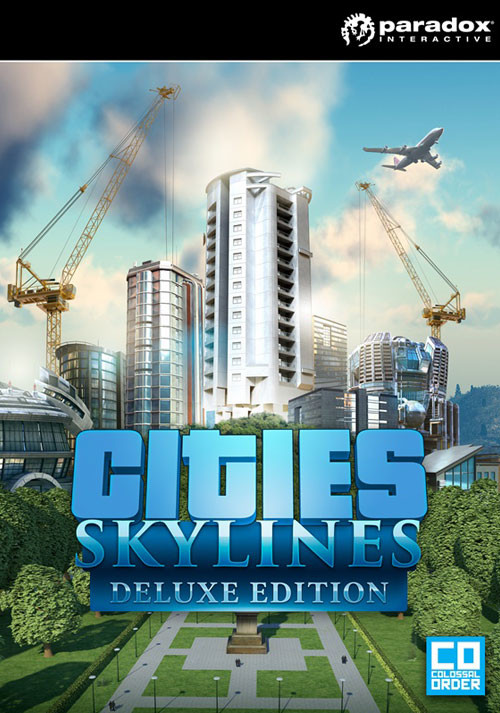 Cities: Skylines Deluxe Edition (PC) bei Gamesplanet.de günstig kaufen