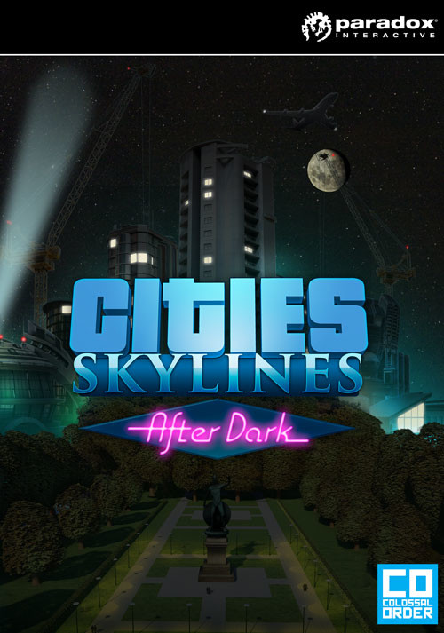 Cities: Skylines - After Dark (PC) bei Gamesplanet.de günstig kaufen