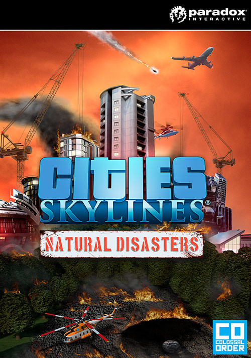 Cities: Skylines - Natural Disasters (PC) bei Gamesplanet.de günstig kaufen