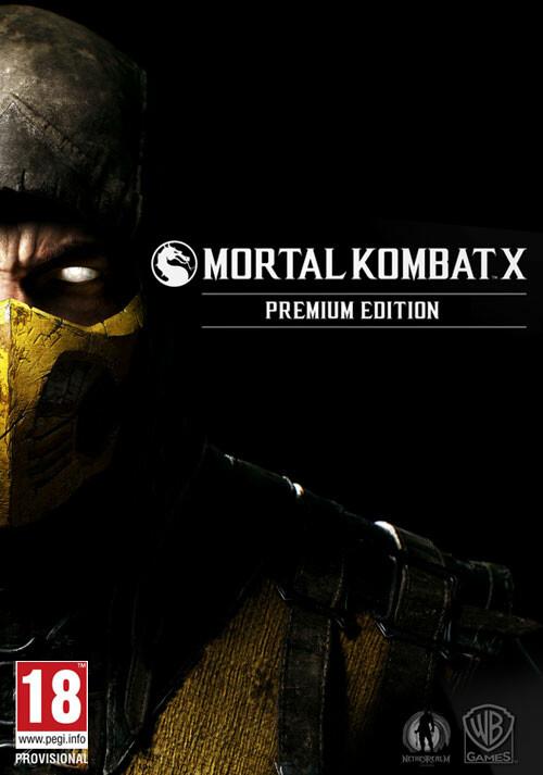 Mortal Kombat X Premium Edition (PC)