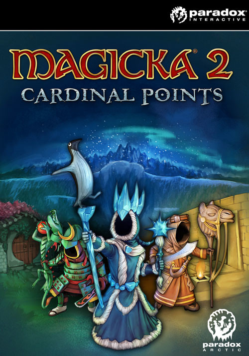 Magicka 2 Cardinal Points Superpack DLC