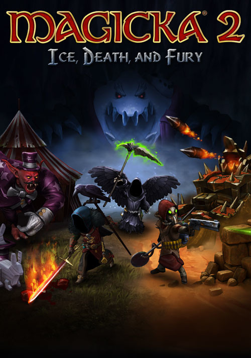 Magicka 2 Ice, Death and Fury DLC