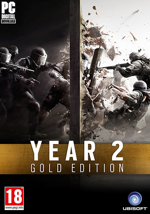 Tom Clancy's Rainbow Six Siege Year 2 Gold Edition