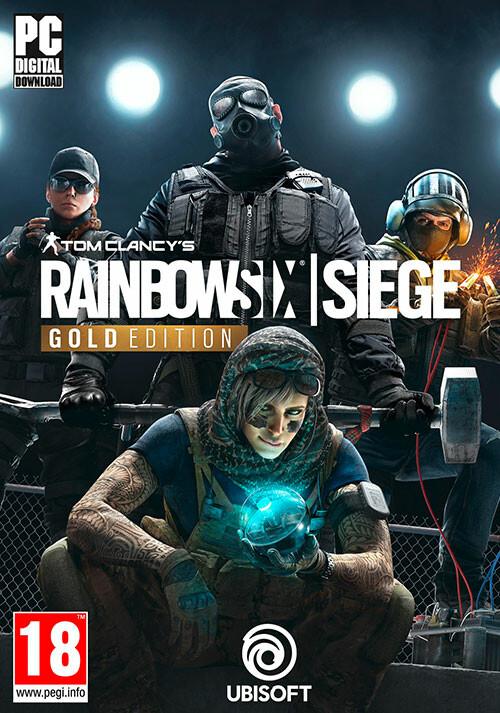 Tom Clancys Rainbow Six Siege - Gold Edition (PC)