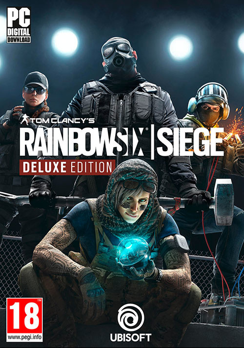 Tom Clancys Rainbow Six Siege - Deluxe Edition (PC)