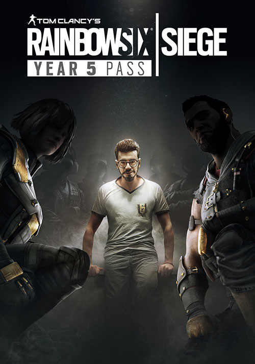 Tom Clancys Rainbow Six Siege - Year 5 Pass (PC)