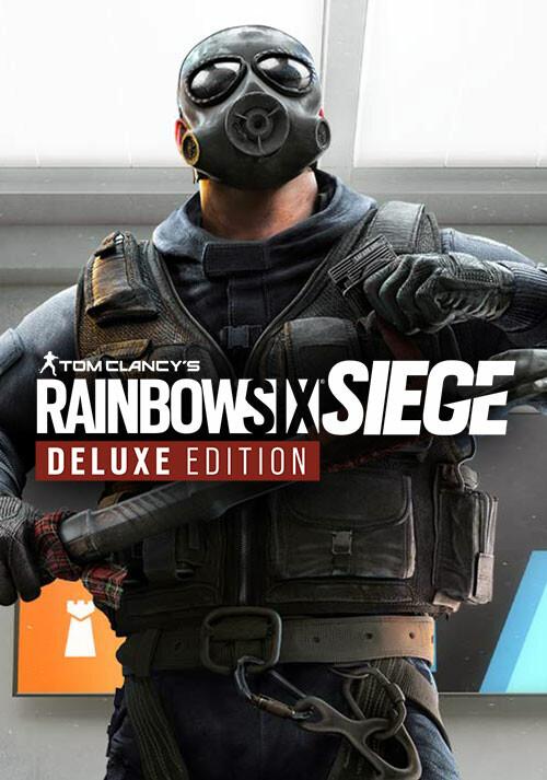 Tom Clancys Rainbow Six Siege - Deluxe Edition (PC)