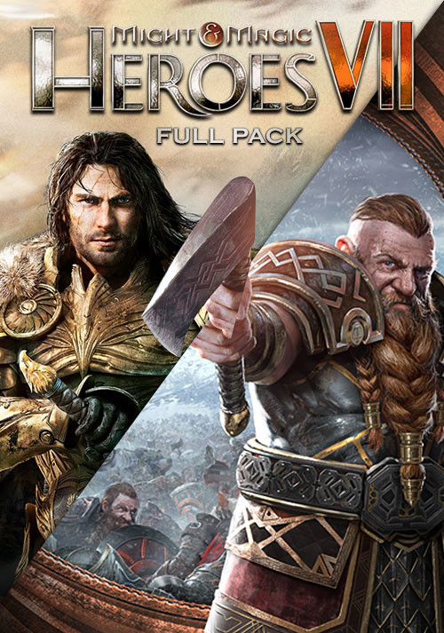 Might + Magic Heroes VII - Full Pack (PC)