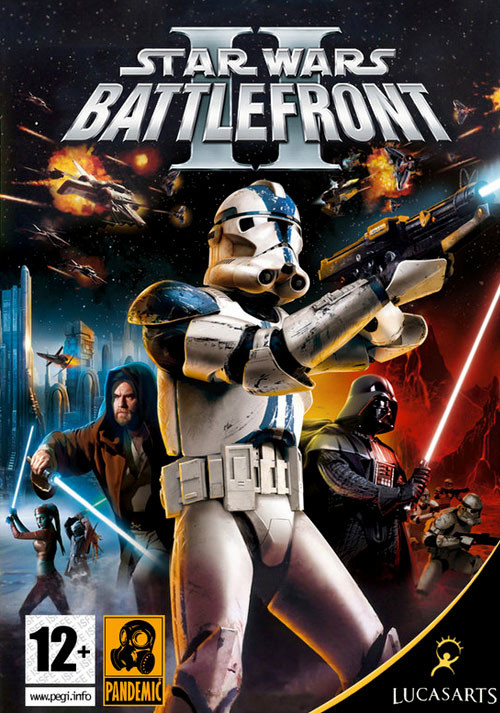 Star Wars: Battlefront 2 (Classic, 2005) (PC)