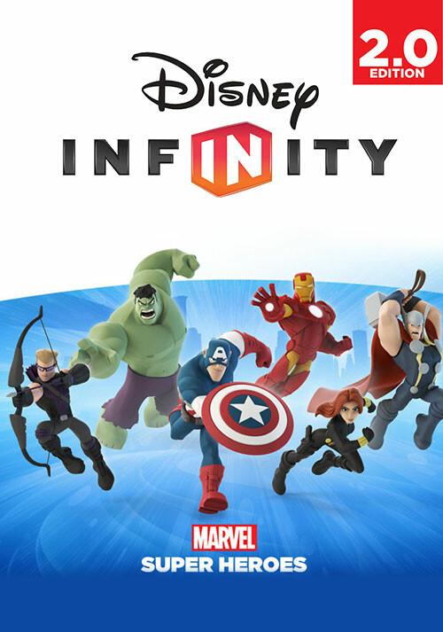 Disney Infinity 2.0: Marvel Super Heroes
