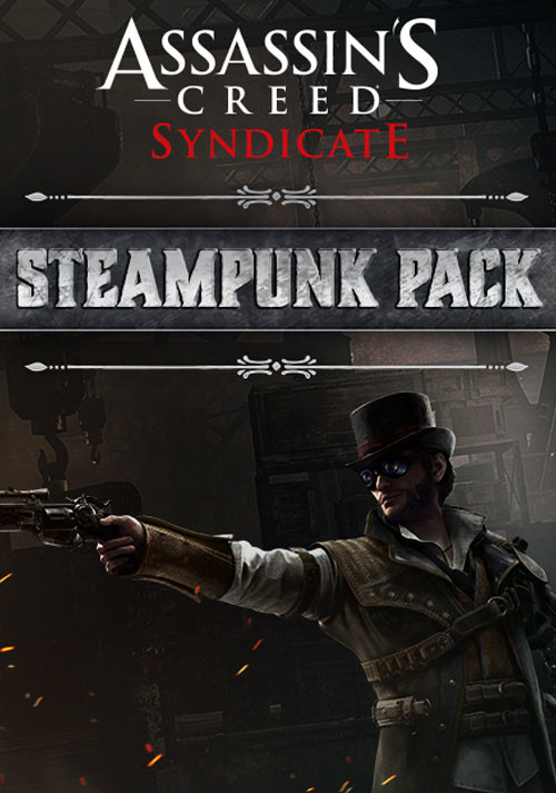 Assassin's Creed Syndicate Steampunk Pack
