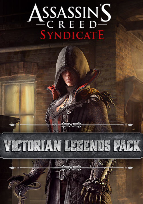 Assassin's Creed Syndicate Victorian Legends Pack