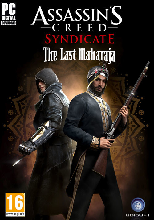 Assassin's Creed Syndicate The Last Maharaja Missions Pack