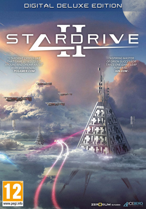 StarDrive 2 Digital Deluxe