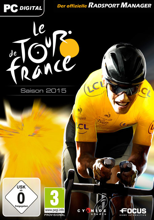 Pro Cycling Manager - Tour de France 2015