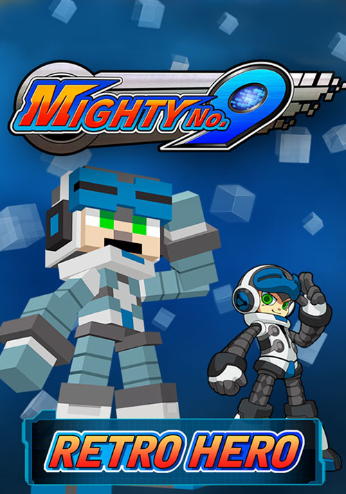 Mighty No. 9 Retro Hero