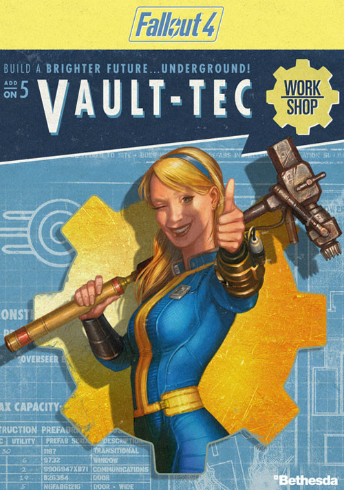 Fallout 4 VaultTec Workshop DLC