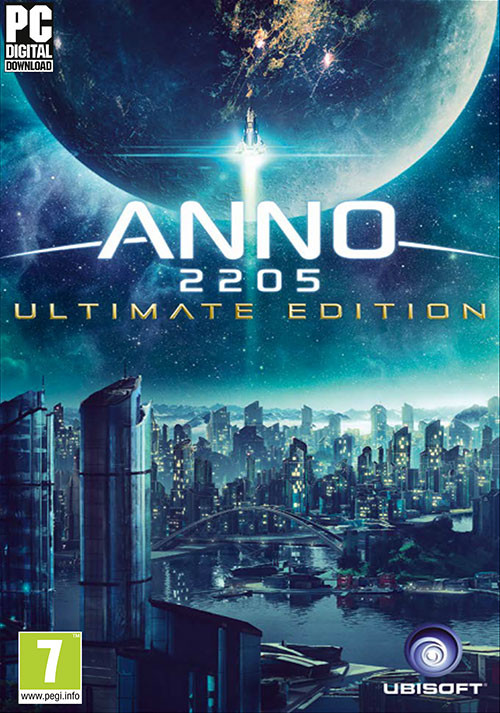 Anno 2205 Ultimate Edition (PC)