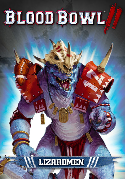 Blood Bowl 2 Lizardmen DLC