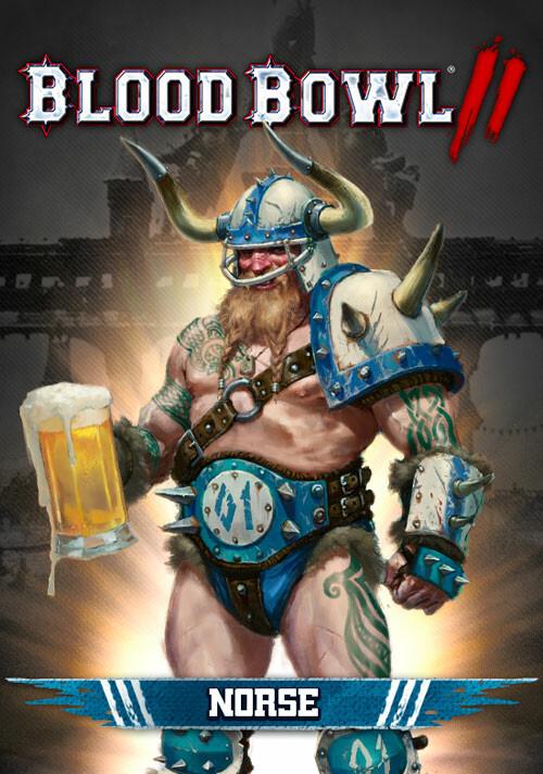 Blood Bowl 2 Norse DLC