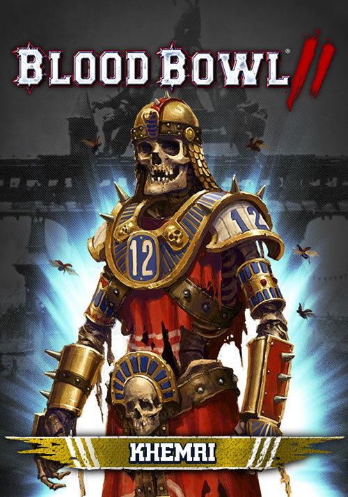 Blood Bowl 2  Khemri DLC