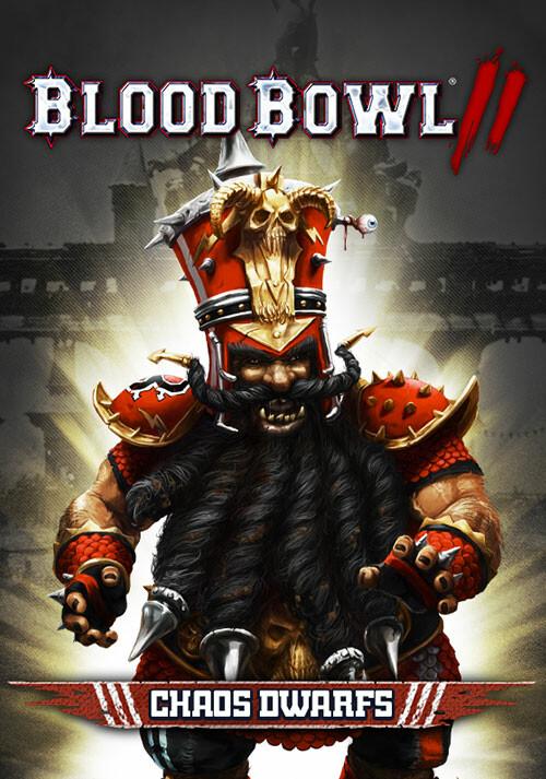 Blood Bowl 2  Chaos Dwarfs DLC