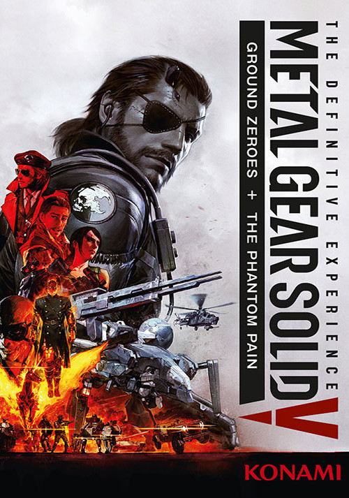 Metal Gear Solid V: The Definitive Experience (PC)