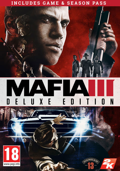 Mafia 3 Digital Deluxe