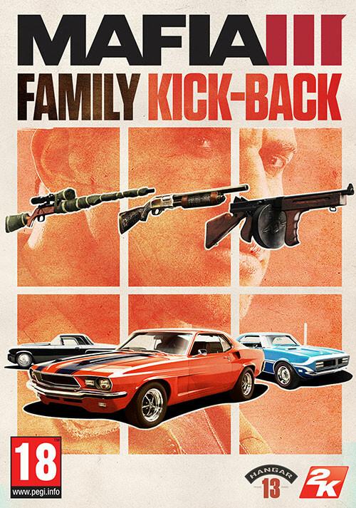 Mafia 3 Family Kick Back (DLC)