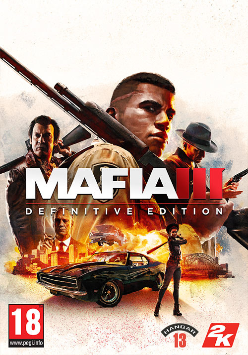 Mafia III: Definitive Edition (PC)