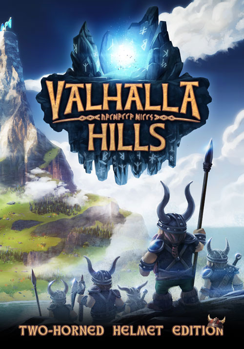 Valhalla Hills TwoHorned Helmet Edition