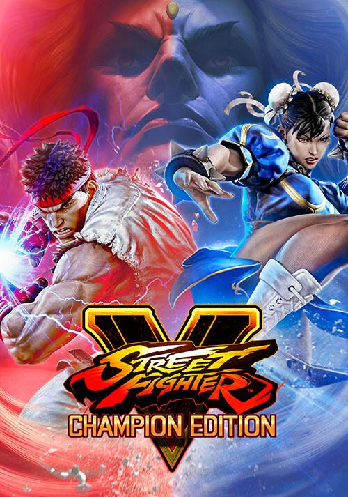 Street Fighter V - Champion Edition (PC)