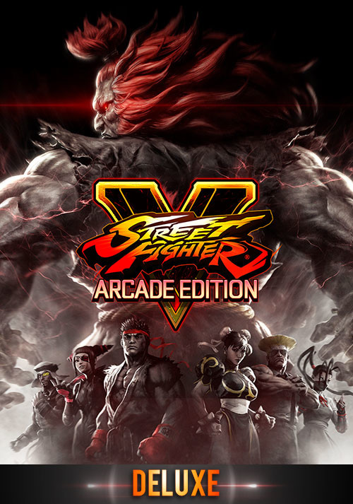 Street Fighter V: Arcade Edition Deluxe (PC)