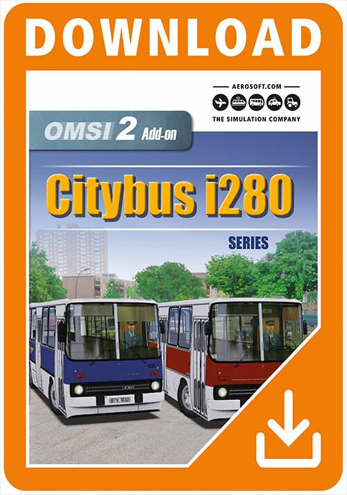 OMSI 2 Addon Citybus i280 Series