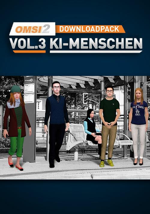 OMSI 2 Downloadpack Vol. 3 AI People