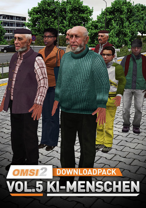 OMSI 2 Addon Downloadpack Vol. 5  KIMenschen