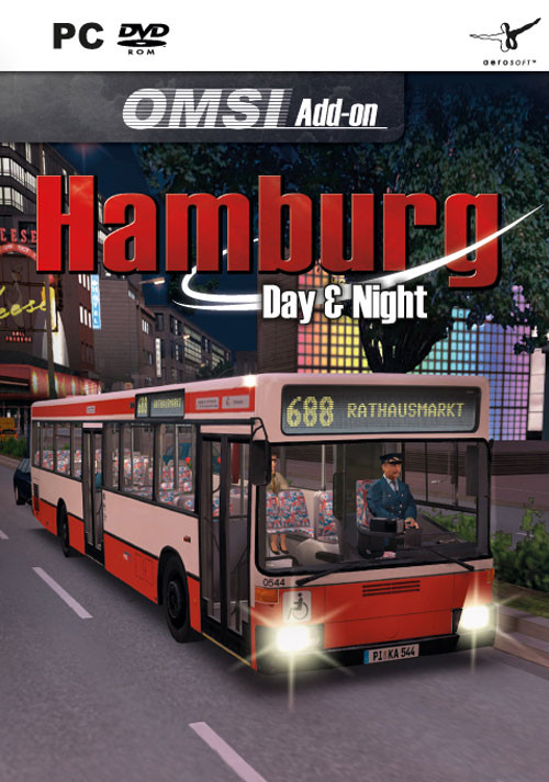 OMSI 2 Addon Hamburg Day & Night