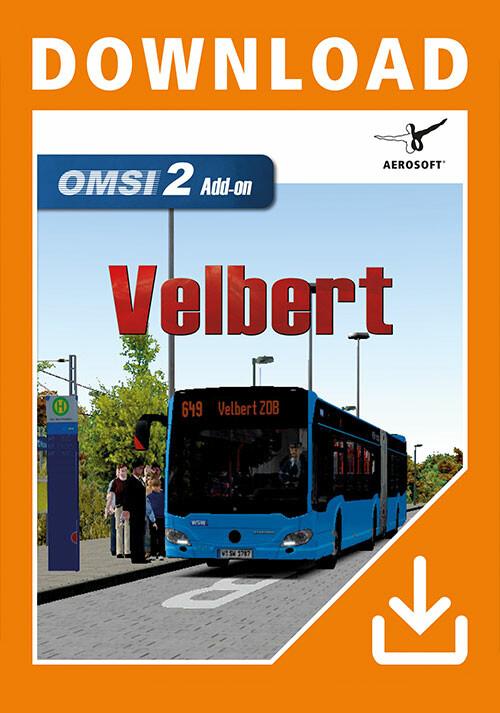 OMSI 2 Add-On Velbert (PC)